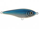 "Strike Pro Baby Buster Jerk 10 cm ""Blue Chrome"""