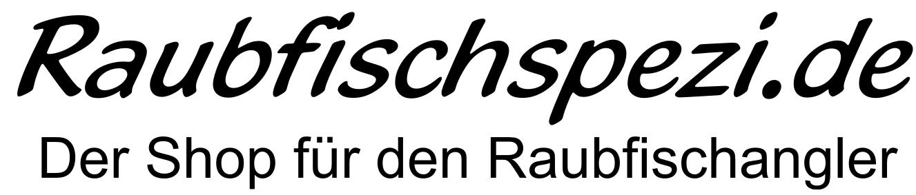 Raubfischspezi Shop Raubfischspezialist-Logo