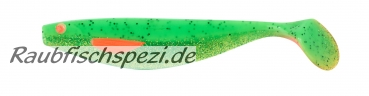 "Balzer Booster Shad UV 10 cm ""Chatreuse Lime"""