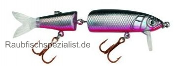 "Power Catcher Jointed Fishtail Minnow ""Silver Shad"" 12,5 cm"