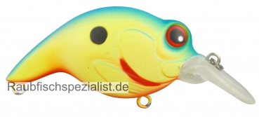 "Power Catcher Crazy Perch 5 cm "" Yellow Blue"""