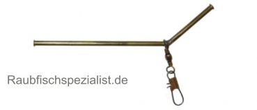 Anti Tangle Casting Boom Metall 7 cm    -2 Stück-