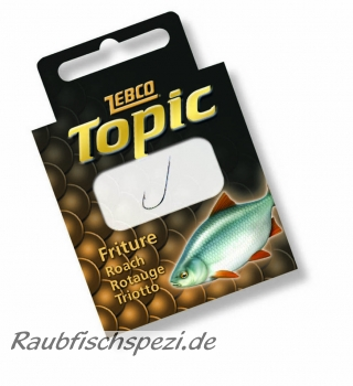 Zebco Topic Rotauge Gr. 18