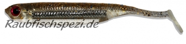 "Trendex Power Minnow 13 cm ""Gold Flash""     -4 Stück-"