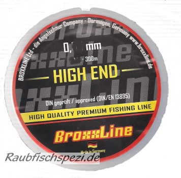Broxxline High End clear 0,35 mm    -300 m-