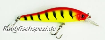 "Spro Power Catcher Minnow 8 cm ""Orange Tiger"""