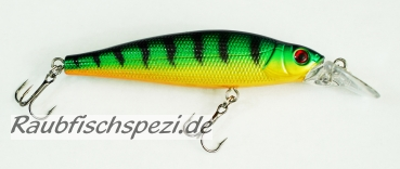 "Spro Power Catcher Fat Minnow 9 cm ""Perch"""