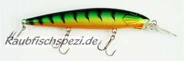 "Spro Power Catcher Minnow 11 cm ""Perch"""