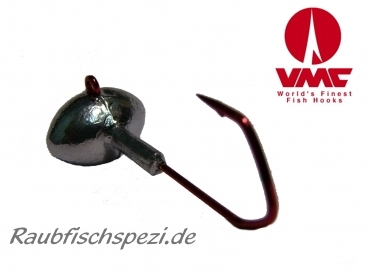 Football Jig 10 g mit VMC Barbarian Haken 2/0
