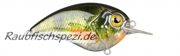 "Ikiru Flat Crank 65 ""Green Perch"""