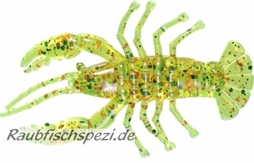 "Relax Crawfish 4 cm (1"")   ""Green Glitter"""