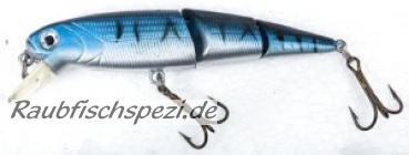 "Fladen Double Jointed 10,5 cm ""blue Mackerel"""
