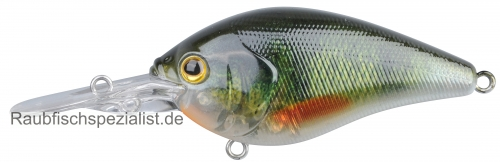 "Ikiru Crank Long Lip ""Green Perch"""