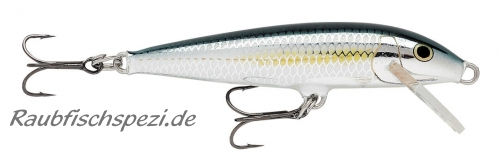 "Rapala Original Floater 9 cm "" Alb """