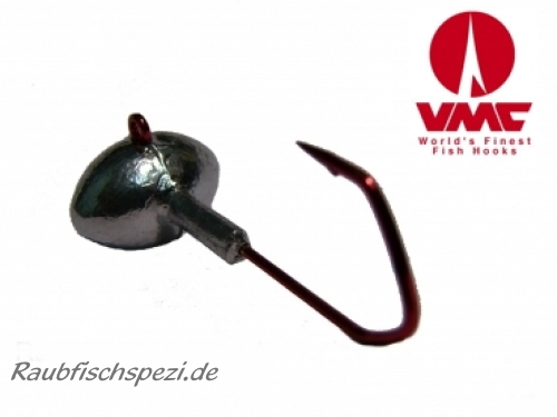 Football Jig 10 g mit VMC Barbarian Haken 3/0