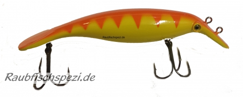 "Conrad Pike Beast 17,5 cm  ""yellow orange"""