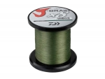 Daiwa J-Braid X8E 0.06 mm  dark green 8 Fach geflochten      / 50m